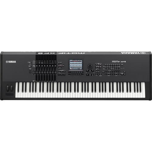 Yamaha  MOTIF XF8 Workstation Keyboard MOTIFXF8