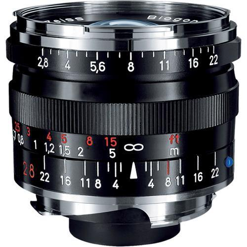 Zeiss  28mm f/2.8 ZM Lens - Black 1365-657