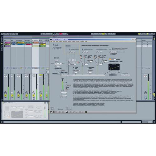 Ableton Max for Live - Device Creation Software (Download) 84112