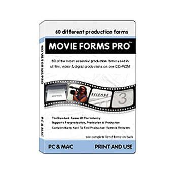 Alan Gordon Enterprises Movie Forms Pro 1007-MOVIEFORM