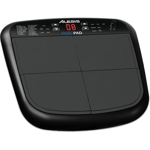 Alesis PercPad 4-Pad Percussion Instrument PERCPAD