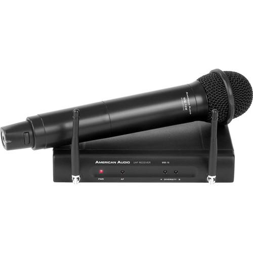 American Audio WM-16HH Wireless Handheld Microphone WM 16HH