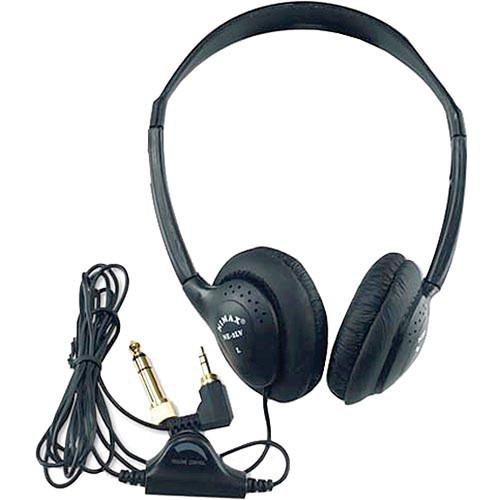 AmpliVox Sound Systems SL1006 On-Ear Stereo Headphones SL1006