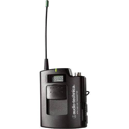 Audio-Technica ATW-T1801 Frequency Agile UHF UniPak ATW-T1801C