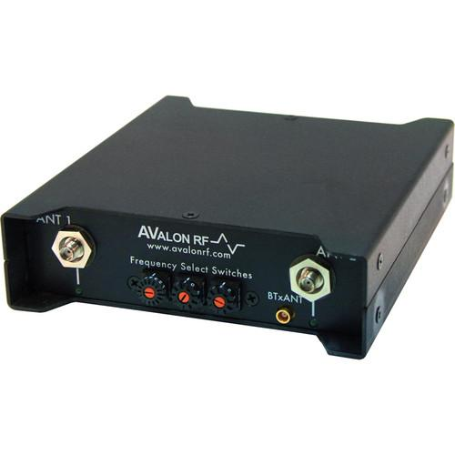 Avalon RF DX602 2-Antenna True Diversity Receiver DX602