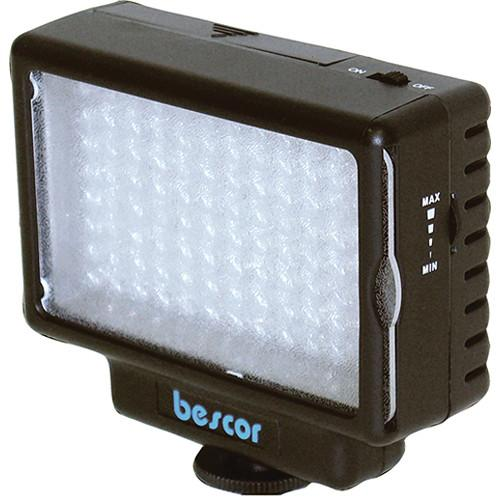 Bescor  LED-70 70W LED Swivel Shoe Adapter Kit
