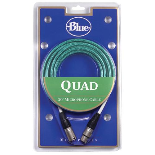 Blue  Quad Cable QUAD CABLE