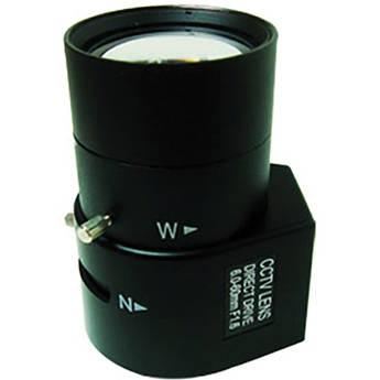 Bolide Technology Group 6-60mm Vari-focal Megapixel BP0019MP0660