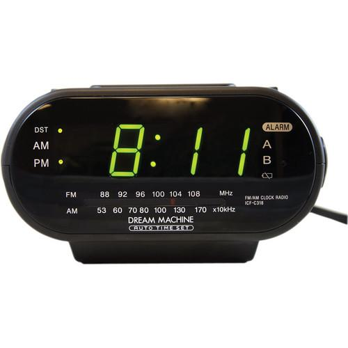 Bolide Technology Group Self Recording SONY Radio Clock BM3241