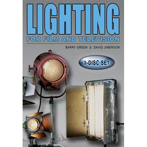 Books  DVD: Lighting for Film and Television LT1