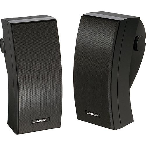 Bose 251 Outdoor Environmental Speakers (Black) 24643
