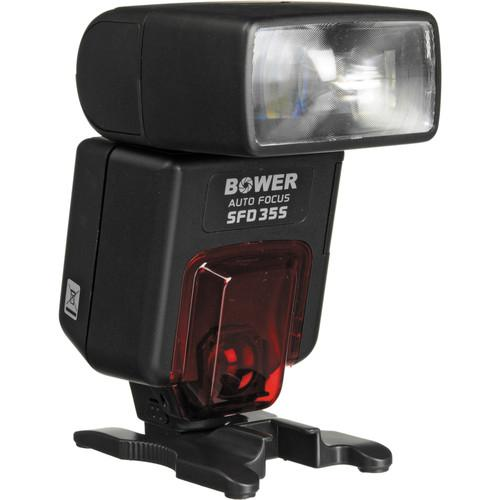 Bower SFD35 Digital Flash for Sony/Minolta Cameras SFD35S