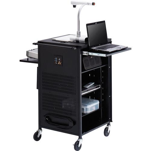 Bretford TCP23FF-GM Antimicrobial PAL Multimedia Cart TCP23FF-GM