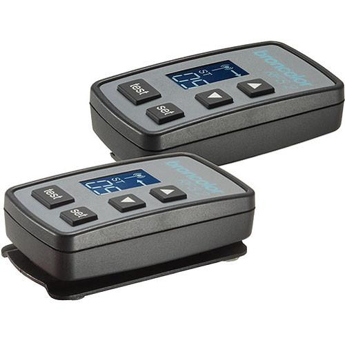Broncolor RFS 2 Transmitter / Receiver Kit B-36.135.00