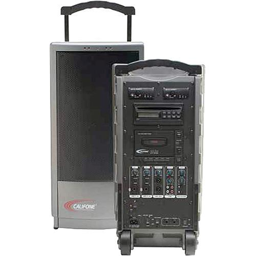Califone PA919 Integrated Portable PA System with 900MHz PA-919