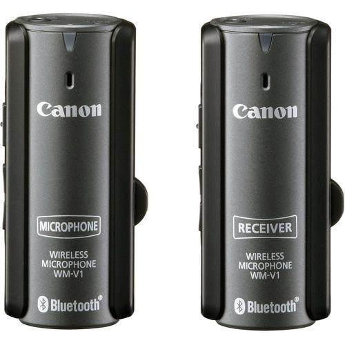 Canon  WM-V1 Wireless Microphone 5068B002