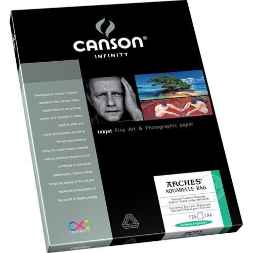 Canson Infinity  Aquarelle Rag 206121012