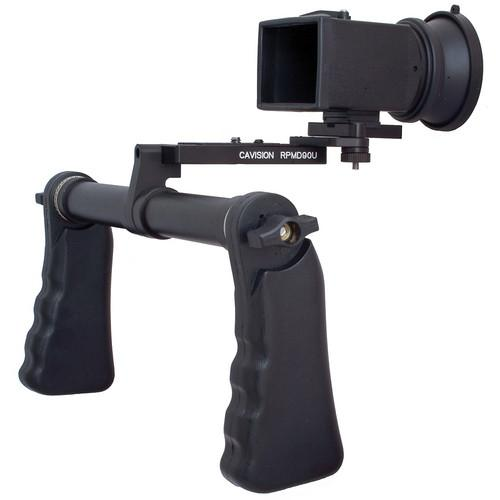Cavision Dual Handgrip Viewfinder Package for Video DSLR MH3Q-DH