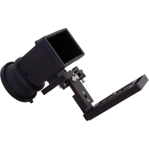 Cavision LCD Viewfinder Set with Plate for Canon 5D MHE3Q-PBG