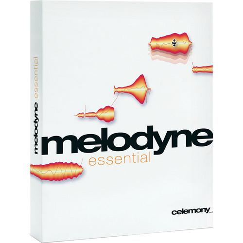 Celemony Melodyne essential - Monophonic Pitch 10-11078