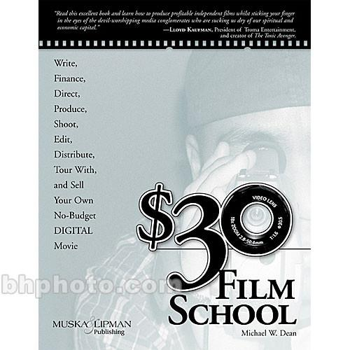 Cengage Course Tech. Book: $30 Film School, 2nd 9781598631890