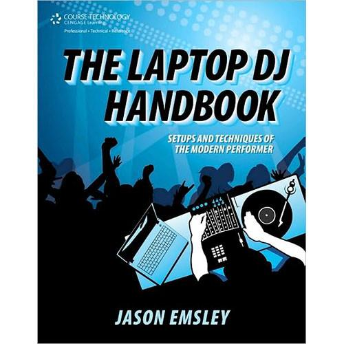 Cengage Course Tech. Book: The Laptop DJ 978-1-4354-5664-8