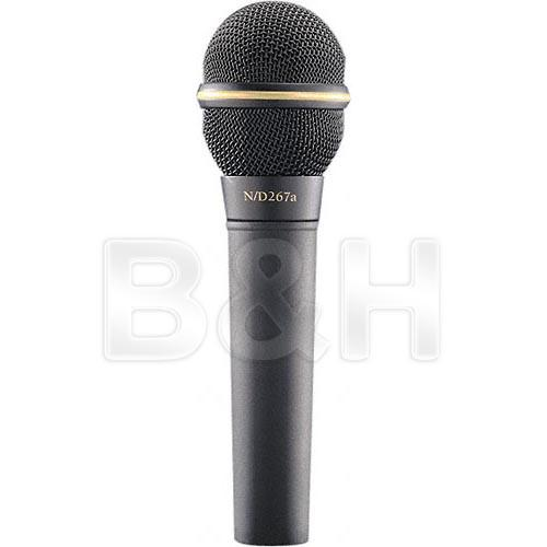 Electro-Voice  N/D267A - Vocal Mic F.01U.167.774