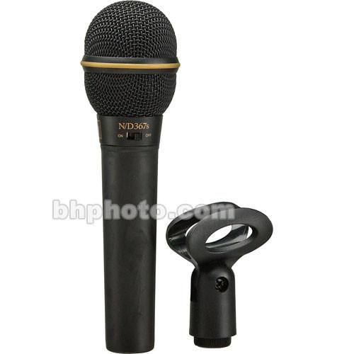 Electro-Voice N/D367S Cardioid Microphone F.01U.167.780