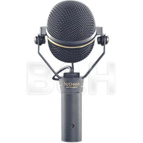 Electro-Voice N/D468 Dynamic Instrument Microphone F.01U.167.777