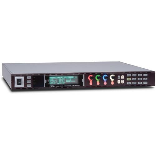 For.A FA-9500 Multi-Purpose Signal Processor 3G/HD/SD FA-9500
