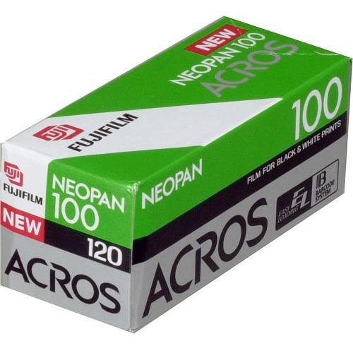 Fujifilm Neopan 100 Acros Black and White Negative Film 15341033