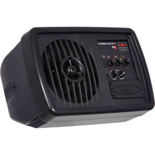Galaxy Audio PA6S Powered Hot Spot Personal PA System PA6S