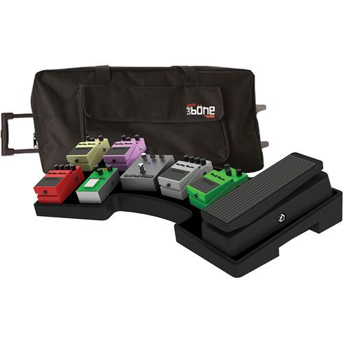 Gator Cases Mega Bone Pedalboard with Rolling Bag G-MEGA-BONE-W