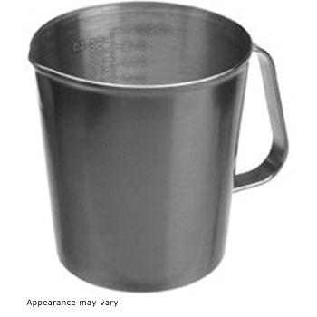 General Brand RGM-64 Stainless Steel Graduate - 64 oz 602096