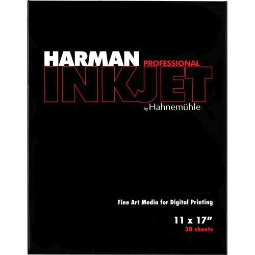 Harman By Hahnemuhle Gloss Art Fiber Warmtone Inkjet 13633013