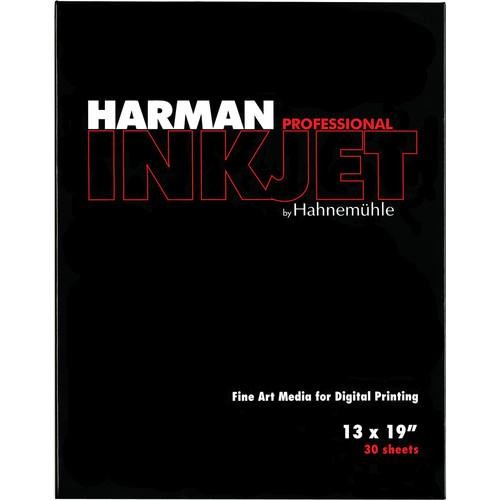 Harman By Hahnemuhle Gloss Art Fiber Warmtone Inkjet 13633014