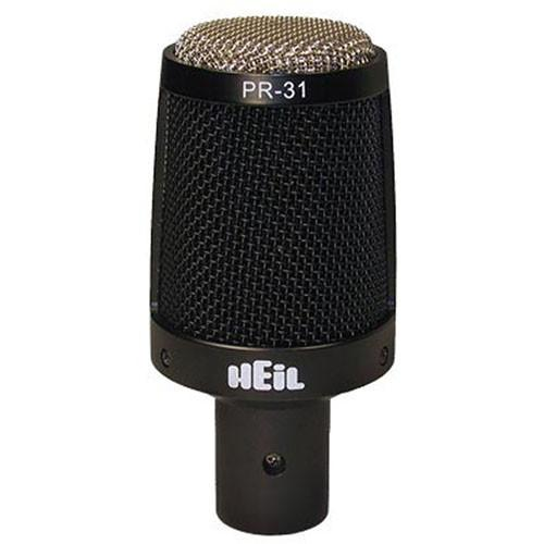 Heil Sound PR 31 BW All-Purpose Microphone PR31BW