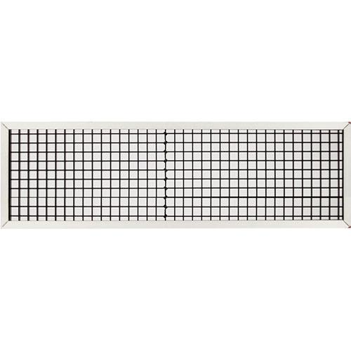 ikan Egg Crate Grid for L200D Fluorescent Light ECL200