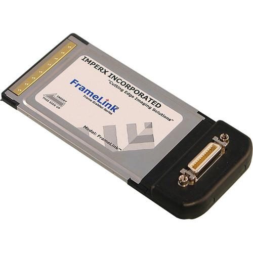 Imperx Framelink PCMCIA Cardbus Digital Video Capture VCE-CLB01