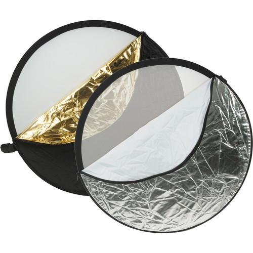 Interfit Collapsible 5-in-1 Reflector (42