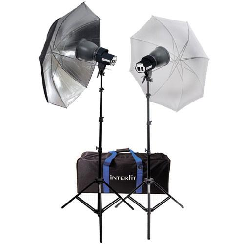 Interfit  SXT3200 Two-Light Kit INT114U