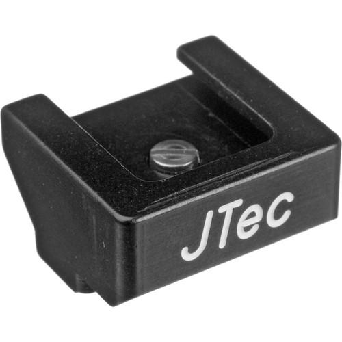 JTec NEX-5 Cold Shoe Viewfinder Mount (Black) 10-001-K