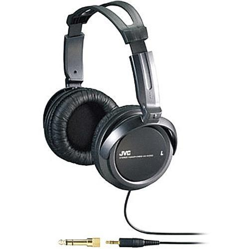 JVC HA-RX300 Around-Ear Stereo Headphones HA-RX300
