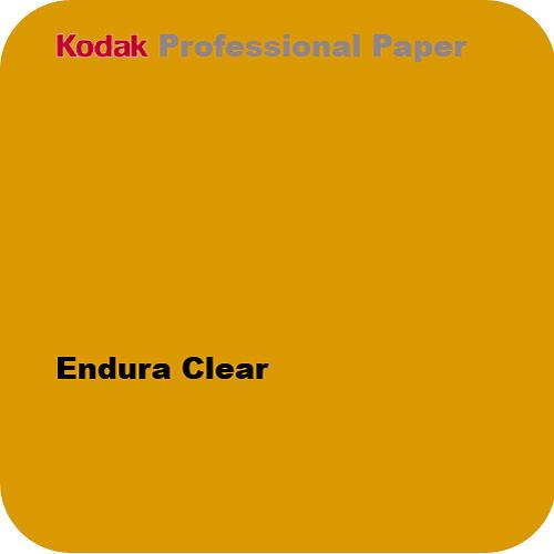 Kodak Professional Endura Clear Digital Display Material 8796922