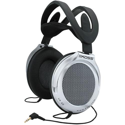 Koss  UR40 Collapsible Stereo Headphones UR40