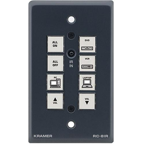 Kramer  RC-8IR Multimedia Room Controller RC-8IR