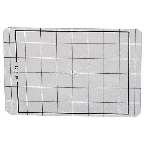 Linhof 2x3 Groundglass Focusing Screen with 1cm Grid 021807