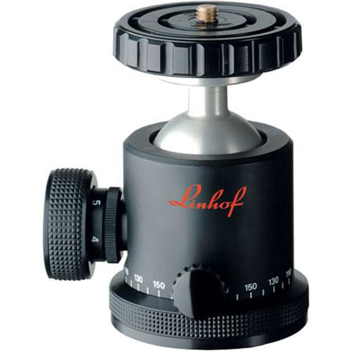 Linhof  Profi-III Ballhead (77mm Base/Top) 003675