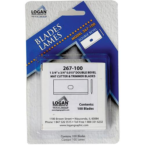 Logan Graphics Replacement Blades for the 850 and T300 267-100
