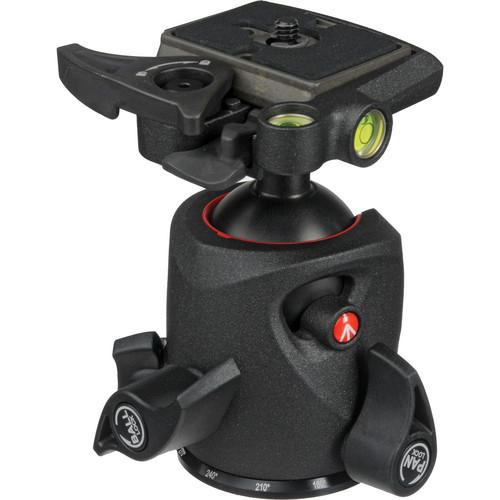 Manfrotto 054 Magnesium Ball Head with Q2 Quick MH054M0-Q2